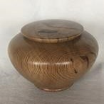 Turned Wooden Urns